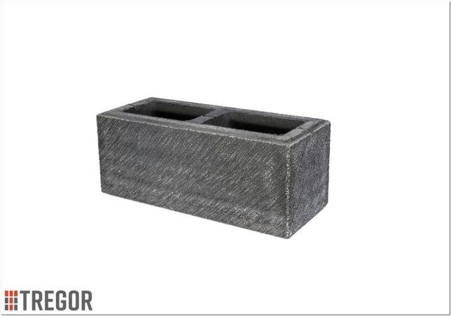 Bloczek ogrodzeniowy ROMA Perfect RP20 50,4x20x20 Joniec