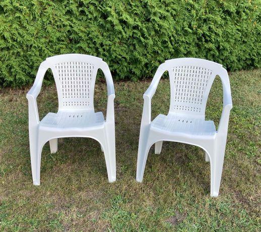 Krzesła ogrodowe 5 szt.