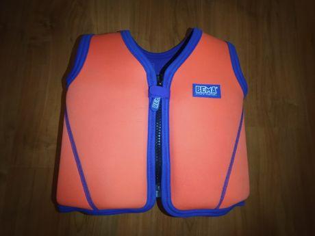 Жилет BEMA для обучения плаванию 2-4 года спасательный