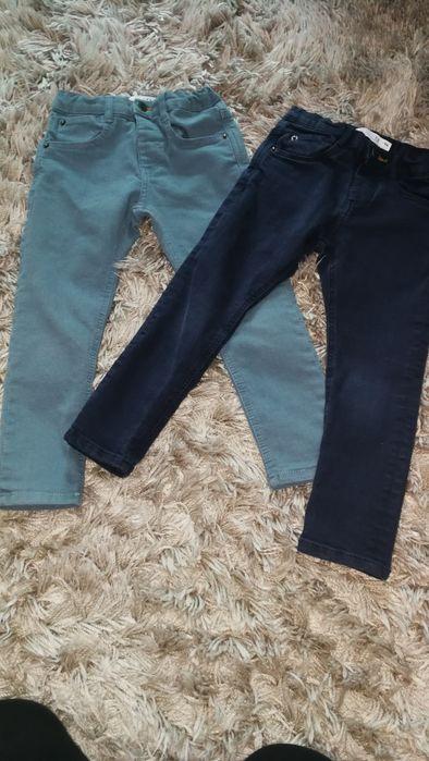 Spodnie jeansowe dla chłopca Zara Goleniów - image 1