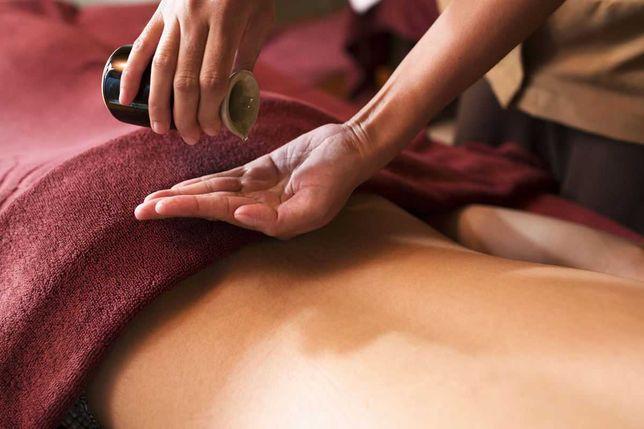 Релакс массаж (расслабляющий)
