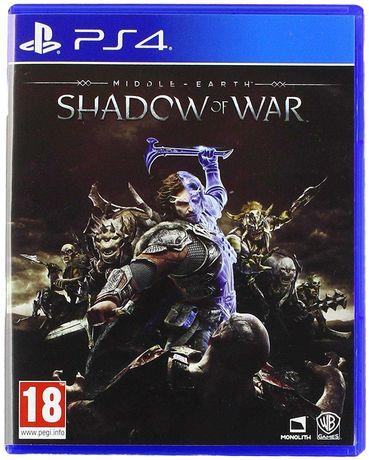 Gra Shadow of war na ps4