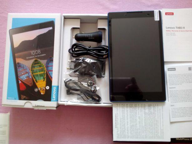 Tablet 8cali LTE LENOVO TAB3 8 model TB3-850M