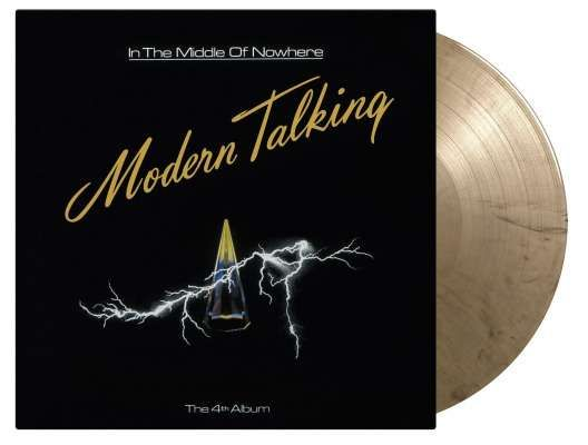 """Винил запеч. Modern Talking """"In The Middle Of Nowhere"""" (180g) 2021г."""