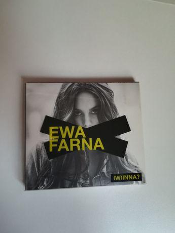 Ewa Farna (W)INNA? płyta