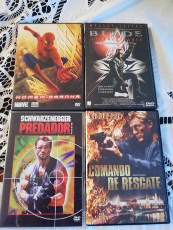 4 dvds filmes variados