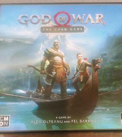 Gra planszowa God of War