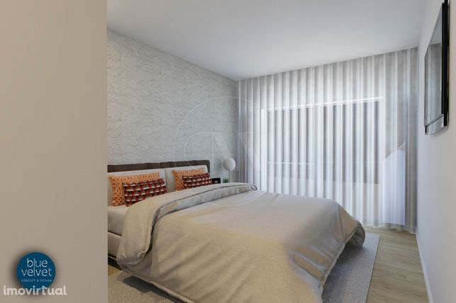 Apartamento T2 NOVO na Qta. da Naia em Ferreiros, Braga!