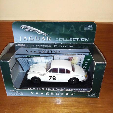 Jaguar MK II escala 1.43