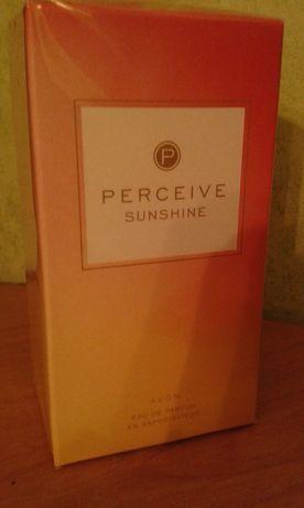 Avon Perceive Sunshine 50ml nowa