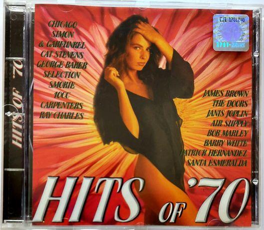 Hits Of '70 Chicago 10CC The Doors Janis Joplin Cat Stevens
