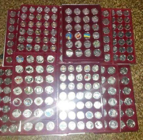Памятные коллекционные монеты Украины