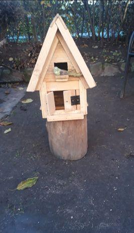 Karmnik dla ptaków, domek Ostatnie sztuki!!
