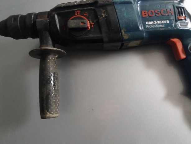 Młotowiertarka Bosch