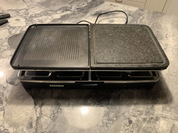Severin grill elektryczny raclette