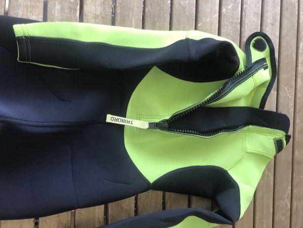 Fato mergulho ou surf ou bodyboard criança