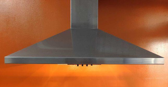 Exaustor 60cm aço inoxidável