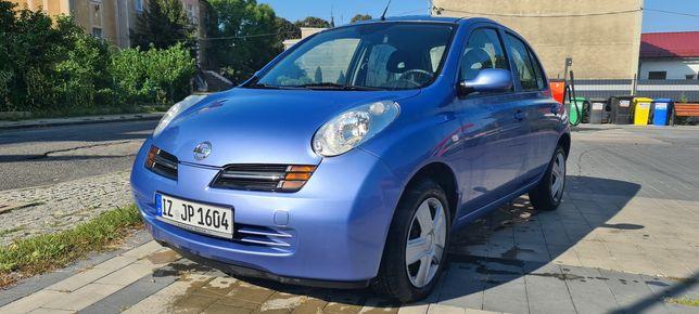 Nissan micra z Niemiec-klimatronic-elektryka-stan bdb
