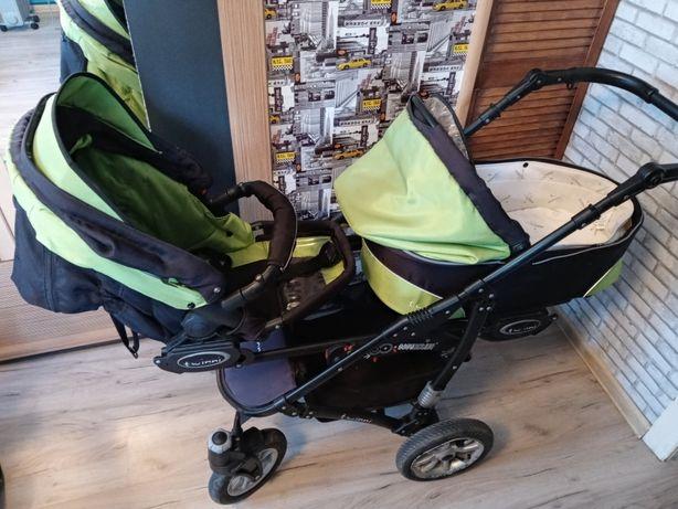 Wózek bliźniaczy Baby Active Twinni Rok po roku