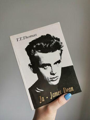 T.T. THOMAS ja - James Dean książka