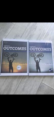 Учебник Outcomes Elementary 1 издание