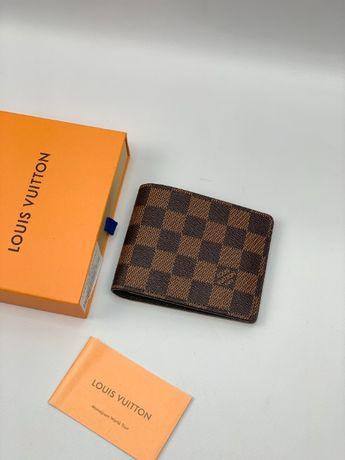 Бумажник кошелек купюрник портмоне Луи Виттон Louis Vuitton k309
