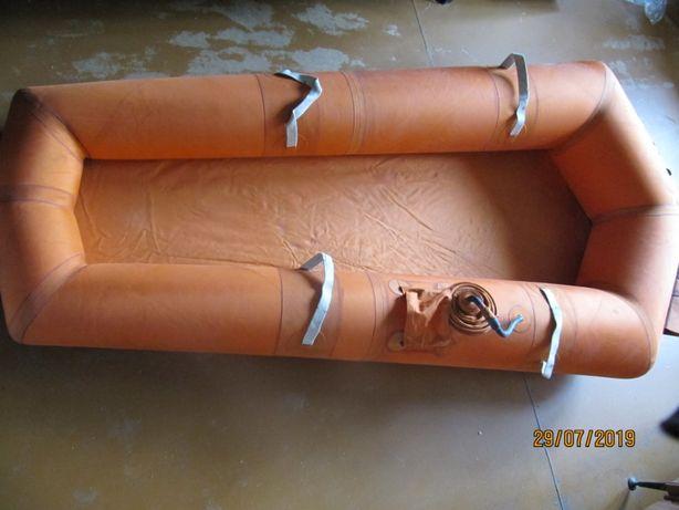 Надувная лодка спасательная для летчиков СССР