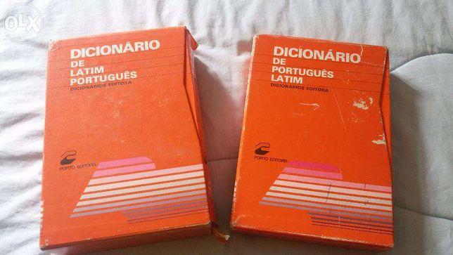Dicionários Latim-Português/ Português- Latim