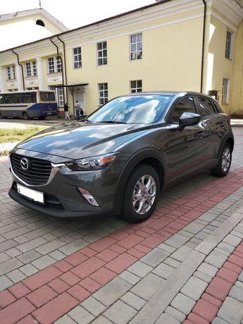 Mazda cx-3 awd кроссовер 2018г.