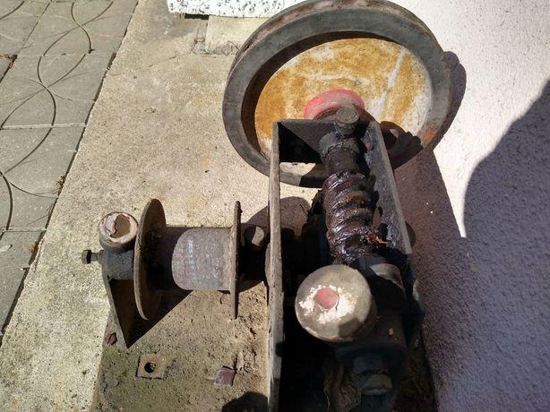 Przekładnia ślimakowa na budowe wyciąg