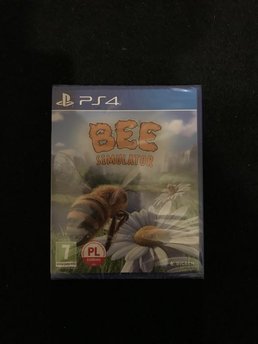 Gra Bee Simulator FOLIA PS4 Gniezno - image 1