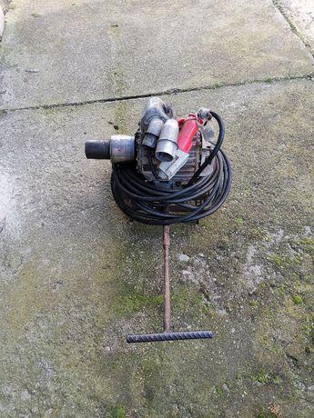 Silnik elektryczny 3 KW kabel siła