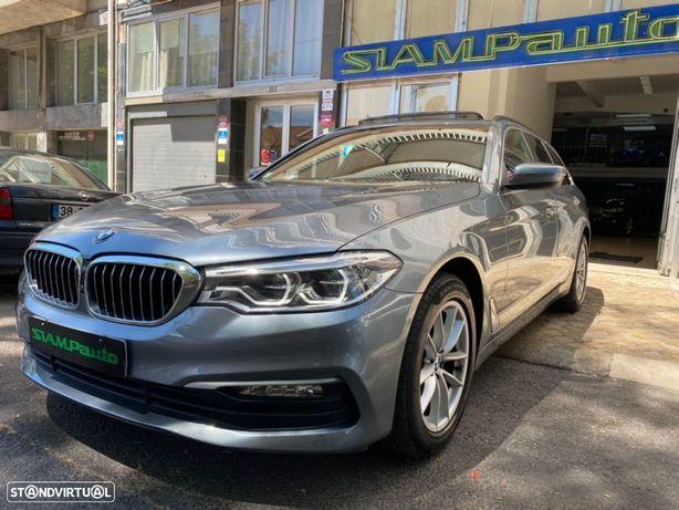 BMW 520 XDRIVE TETO PANORÂMICO