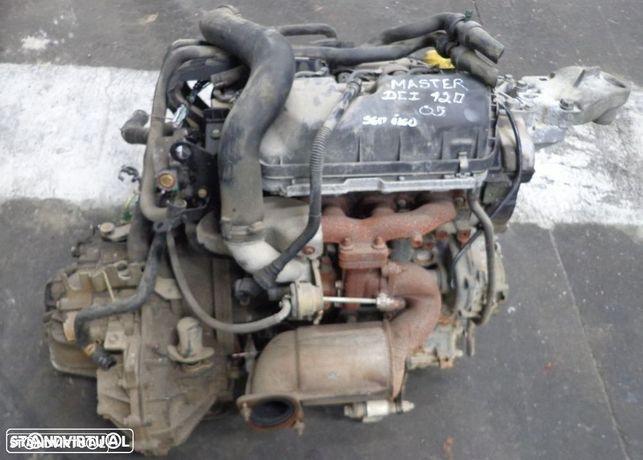 Peças Renault Master - Motor