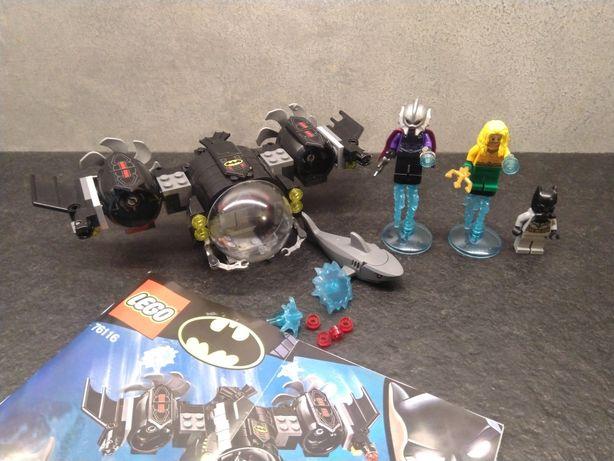 Lego Batman 76116 DC Super Heroes Łódź podwodna Batmana klocki
