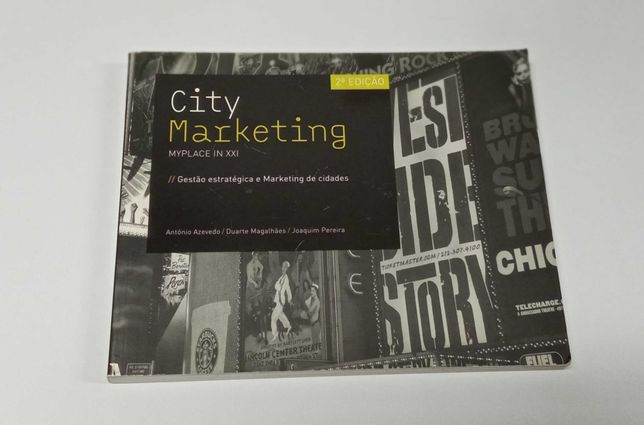 City Marketing, de António Azevedo