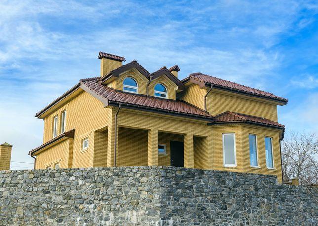 Продам новый качественно построенный дом у реки по очень выгодной цене