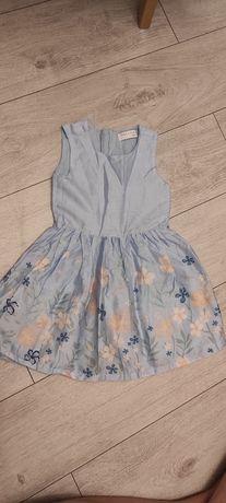 Sukienka 104 dla dziewczynki