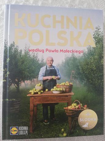 Kuchnia Polska według Pawła Małeckiego, Paweł Małecki, Lidl