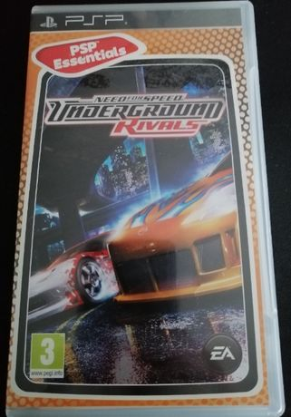 Playstation Portable - Need for Speed Underground Rivals