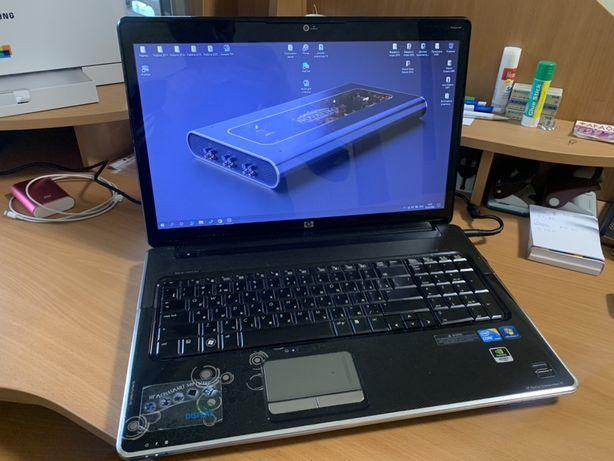 Продам срочно ноутбук HP Pavilion DV7-3145sr 17,3'' SSD 250Gb