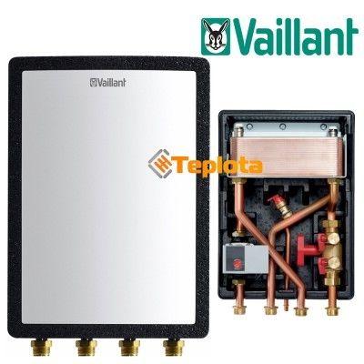 Тепловой насос Vaillant - комплектующие насоса