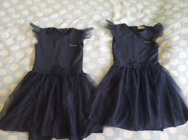 Школьная форма для близняшек