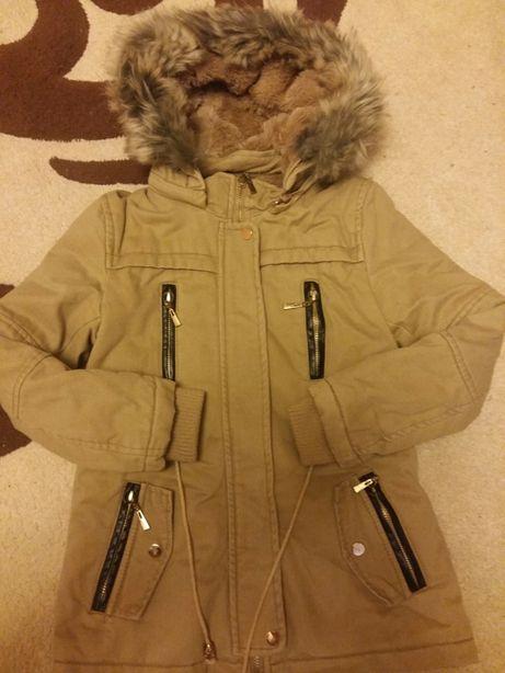 Куртка (Парка) холодная весна/осень