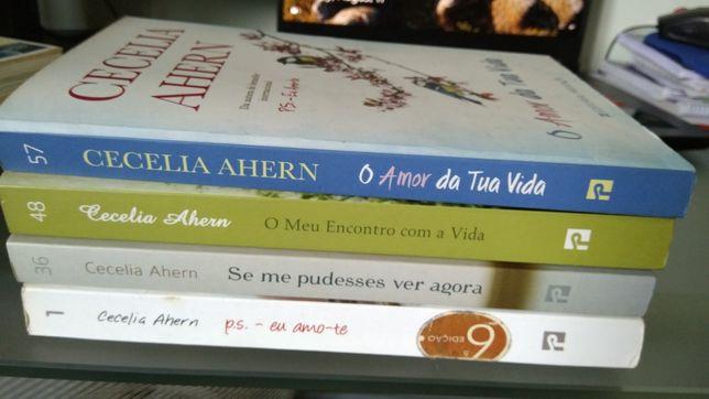 Livros Cecelia Ahern