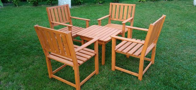 Садовая мебель, деревянная