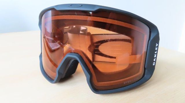 Gogle narciarskie Oakley Line Miner Prizm Snown nowe