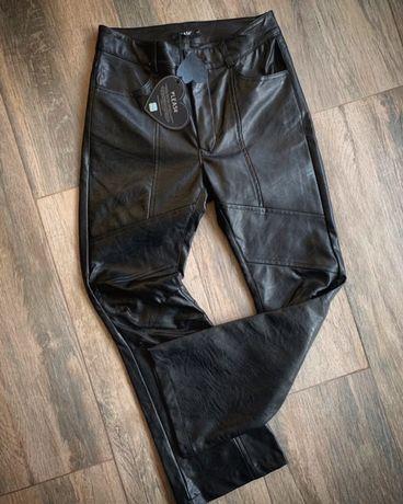 Please nowe spodnie skorzane 36 s patrizia pepe pinko