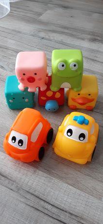 Zabawki gumowe dla dziecka