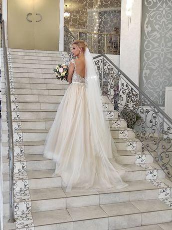 Свадебное платье  Nymeria Оксаны Мухи